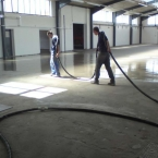 Pumped Screed