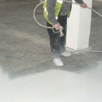 Airless Spray Application