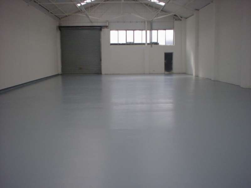Blastrac Preparation Epoxy Resin Flooring Resin Screeds
